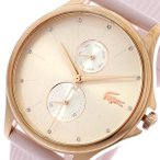 腕時計 ラコステ LACOSTE 腕時計 レディース 2001025 KEA クォーツ ピンクゴールド ピンク(ご注文から3〜5日以内に出荷可能商品)