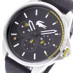 腕時計 ラコステ LACOSTE 腕時計 メンズ 2010978 クォーツ ブラック    (ご注文から3〜5日以内に出荷可能商品)