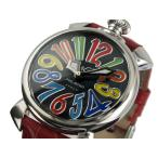 ガガミラノ GAGA MILANO MANUALE 腕時計 5020-2  ユニセックス (ご注文から3〜5日以内に出荷可能商品)
