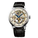 腕時計 オリエント オリエントスター スケルトン 手巻き メンズ 腕時計 WZ0041DX アンティークシルバー 国内正規 (ご注文から3〜5日以..