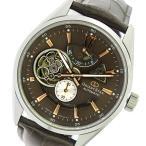 オリエント ORIENT オリエントスター Orient Star 自動巻き メンズ 腕時計 SDK05004K0 ブラウン/ブラウン (ご注文から3〜5日以内に出荷..
