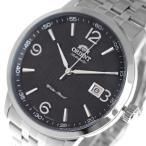 腕時計  オリエント ORIENT 腕時計 メンズ FER2700BB0 自動巻き ブラック シルバー     (ご注文から3〜5日以内に出荷可能商品)