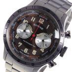 腕時計 ゾンネ SONNE パイロット クロノ クオーツ メンズ 腕時計 HI003BR ブラウン(ご注文から3〜5日以内に出荷可能商品)