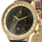 腕時計 ゾンネ SONNE パイロットクロノグラフタイプII クオーツ メンズ 腕時計 HI004PG-BR ブラック/ブラウン(ご注文から3〜5日以内に..