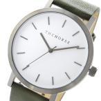 腕時計 ザ ホース THE HORSE オリジナル クオーツ ユニセックス 腕時計 ST0123-A20 ホワイト/オリーブ(ご注文から3〜5日以内に出荷可能..