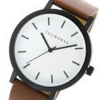 腕時計 ザ ホース THE HORSE オリジナル クオーツ ユニセックス 腕時計 ST0123-A9 ホワイト/ウォルナット (ご注文から3〜5日以内に出荷..