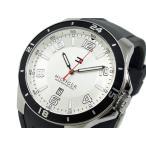 ショッピングTOMMY 腕時計 トミー ヒルフィガー 腕時計 メンズ 1790863 シルバーホワイト×グレー (ご注文から3〜5日以内に出荷可能商品)