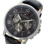 腕時計 トミー ヒルフィガー TOMMY HILFIGER クオーツ メンズ 腕時計 1791289 メタリックグレー (ご注文から3〜5日以内に出荷可能商品)