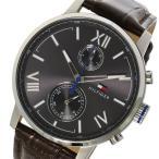 腕時計 トミー ヒルフィガー TOMMY HILFIGER クオーツ メンズ 腕時計 1791309 メタリックグレー (ご注文から3〜5日以内に出荷可能商品)