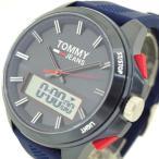 腕時計 トミーヒルフィガー TOMMY HILFIGER 腕時計 1791761 メンズ トミージーンズ TOMMY JEANS クォーツ ネイビー (ご注文から3〜5日..