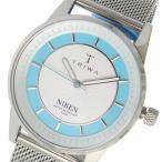 腕時計 トリワ TRIWA クオーツ ユニセックス 腕時計 NIST106-ME021212 シルバー / シルバー(ご注文から3〜5日以内に出荷可能商品)