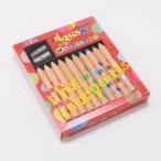 ショッピング色 コクヨ KOKUYO 「画期的な二色の芯」ミックス色鉛筆 10本 KE-AC1
