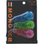 トンボ TOMBOW 修正テープ モノCC5C 3Pパック KPA-324