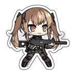 ドールズフロントライン キャラクターマグネット10 UMP9 / イザナギ
