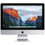 【新品】液晶一体型パソコン Apple iMac MK142J/A [Corei5 1.6GHz/8GB/1TB/21.5ワイド/MacOS-X]