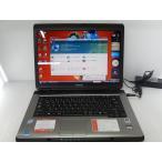 [中古] A4ノートパソコン 東芝 dynabookPAPX62GLP [Core2Duo T8100/2GB-MEM/160GB-HDD/DVDSuperMulti/15.4inchW/無線LAN/WindowsVista]