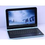 [中古] B5ノートパソコン HP Pavilion 11-k100 x360 P3V85PA#ABJ ミンティグリーン [Celeron-N3050-1600/4GB-MEM/500GBハイブリッドHDD/11inchW/Win10Home64bit]