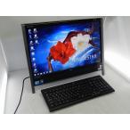 [中古] モニタ一体型デスクトップ NEC VALUESTAR PC-VN770BS6B [Corei5-450M/4GB-MEM/1TB-HDD/ブルーレイドライブ/地上デジタル対応/20inchW/無線LAN/Windwos7]
