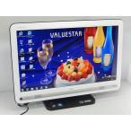 ショッピングOffice [中古] 液晶一体型デスクトップ NEC VALUSTAR VE570WG [AthlonX2 3250e/4GB-MEM/500GB-HDD/18.5inchiW/Windows7/Office2007]