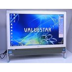 [中古] モニタ一体型デスクトップ NEC VALUESTAR N PC-VN770GS6W [Corei7-2670QM-2200/4GB-MEM/2TB-HDD/BDREXL/21.5inchW/地デジ/Win7HomePrem64bit/Office無し]