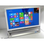 ショッピングOffice [中古] モニタ一体型デスクトップ NEC VALUESTARG PC-GD14CTAA2 [Celeron-2957U/4GB-MEM/1TB-HDD/DVDマルチ/21.5inchW/地デジ/Windows8.1/Office2013]