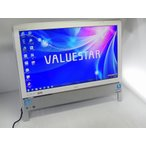 [中古] モニタ一体型デスクトップ NEC VALUESTAR N PC-VN770ES6W [Corei5-2410M-2200/4GB-MEM/2TB-HDD/BDREXL/20inchW/地デジ/Win7HomePrem64bit/Office無し]
