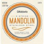DADDARIO 0019954910686  10個 D& 039 Addario EJS74 マンドリン用弦  ダダリオ