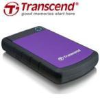 トランセンド Transcend ポータブルHDD1TB 2.5インチ TS1TSJ25H3P