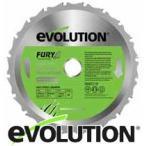 フューリー3 FURY3 用替刃 切断チップソー 210mm 210TCT