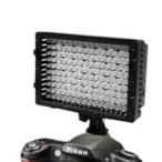 LEDライト 160灯 ビデオライト 常時点灯型 一眼レフカメラ ビデオカメラ用LEDライト 撮影機材