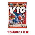 マルキユー マルキュー グレパワーV10(ブイテン) 1600g ×12袋 1ケース メジナ グレ