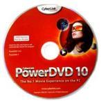 PowerDVD10/P2GO BD&DVD書込み BDXL対応/3D対応 OEM版