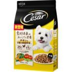 マース シーザードライ 成犬用 チキンと4種の農園野菜入り 小粒 1.5kg