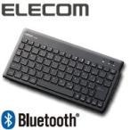 キーボード ブルートゥース(Bluetooth) 日本語 82キー TK-FBP052BK(ブラック)