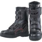 安全シューズ半長靴マジックタイプ 25.0cm JW-775 安全靴