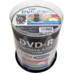 HDDR47JNP100 DVD-R DVDR �ǡ����� 16��®100��