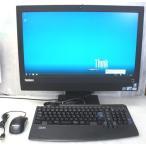 [中古] 1920*1080 フルHD 液晶一体型パソコン LENOVO ThinkCentre M90z(Core i5-650M 3.2GHz/4GB/250GB/Windows7-32)