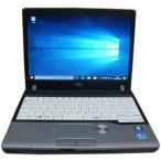 [中古] 激安!! 軽量12型モバイル 無線LAN内蔵 富士通 Lifebook P772/G (Celeron 1007U 1.5GHz/4GB/320GB/DVD-RW/Wi-Fi/Windows10-64bit)