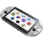 ショッピングPlayStation PlayStation Vita Wi-Fiモデル PCH-2000 ZA25 (シルバー)/SONY