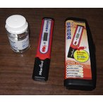 デジタル塩分濃度計 塩水浴指南  校正液1本付き 送料無料