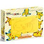 在庫あり New ニンテンドー3DS LL ピカチュウ イエロー 新品 本体 在庫あり ポケットモンスター pokemon 任天堂 Nintendo DS