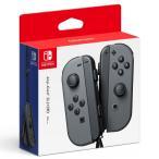 在庫あり Nintendo Switch ニンテンドースイッチ スウィッチ 任天堂 コントローラー ジョイコン Joy-Con (L)/(R) グレー 灰色  通販