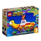 レゴ アイデア 21306 イエローサブマリン LEGO Ideas  新品 送料無料 ブロック YELLOW SUBMARINE ビートルズ Beatles 国内版 正規品