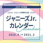 ジャニーズJr.カレンダー 2020.4-2021.3  ジャニーズ事務所公認  Johnnys' Official 令和2年 2020年 CALENDAR