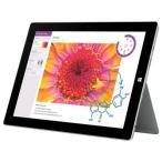 新品 未使用品 Surface 3 サーフェス3 サーフェイス 64GB MSSAA1 SIMフリー Microsoft ウィンドウズ シルバー タブレット