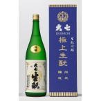 大七酒造(株) 大七 極上生もと 限定醸造(宝ケース)1800ml 福島 e336 お届けまで10日ほどかかります