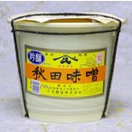 ヤマキウ 吟醸 秋田味噌 8kg