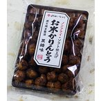 秋田いなふく米菓 お米かりんとう   黒糖味 12個セット