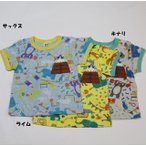半袖Tシャツ 動物スポーツ柄 ビッツ 子供服 男の子 BIT'Z 90cm 95cm 100cm 110cm 120cm 70%OFF メール便OK FS2