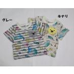 ショッピングBit\'z 子供服 男の子 半袖 動物柄Tシャツ ビッツ BIT'Z 80cm 90cm 100cm 110cm 120cm 55%OFF メール便OK FS57.63